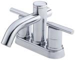Danze bathroom faucet D305258, shown in chrome