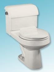 Universal Rundle unique tank lid Adara toilet